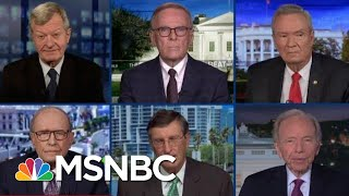 On Trump Trial, Sen. McConnell Gets Fact-Checked By Six Of His Senate Colleagues At Once | MSNBC