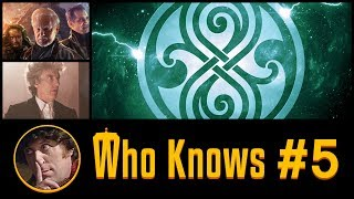 Gambar cover Доктор Кто: Who Knows, выпуск 5