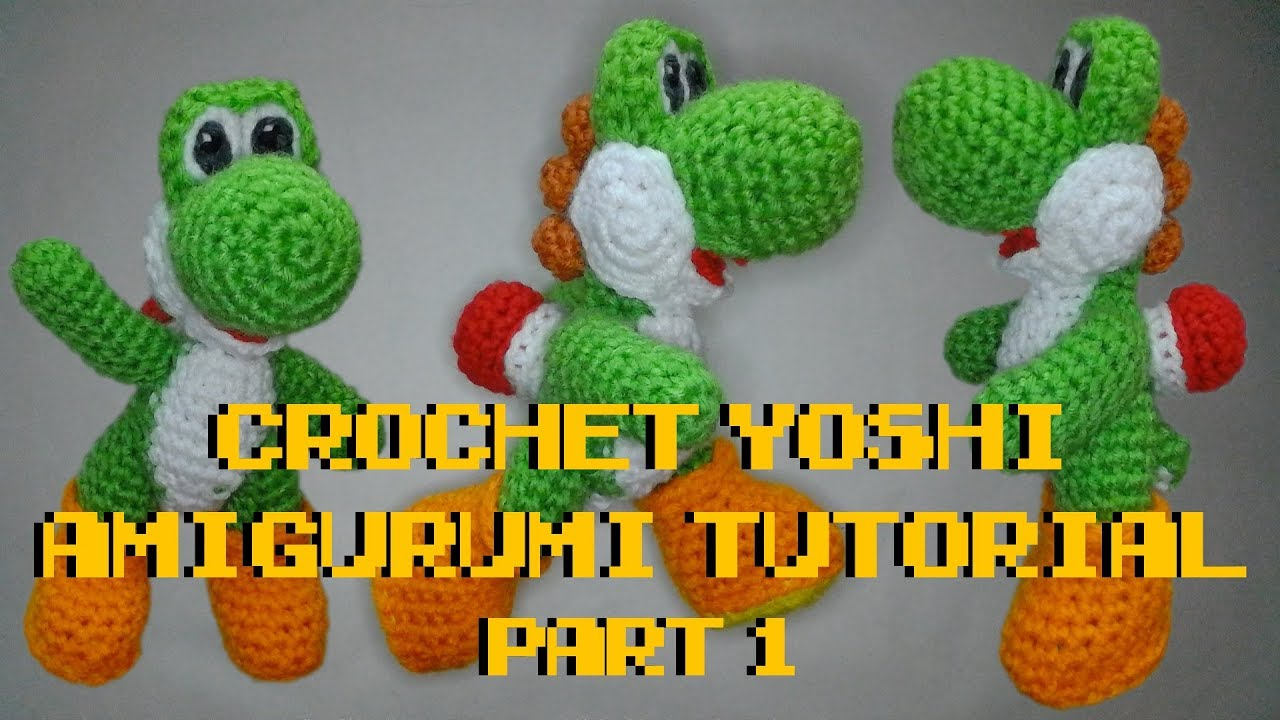 Free pattern on Ravelry called Mini Yoshi Friend by Mary Smith ... | 720x1280