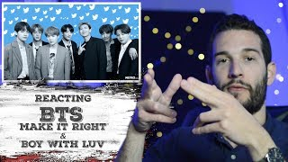 Baixar VOCAL COACH reacts to BTS - Make It Right