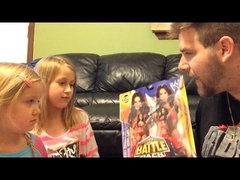 Bella Twins For The Grimmettes Wwe Mattel Wrestling