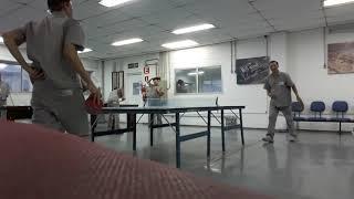 Ping Pong, eu x Diogo ( Gogó )