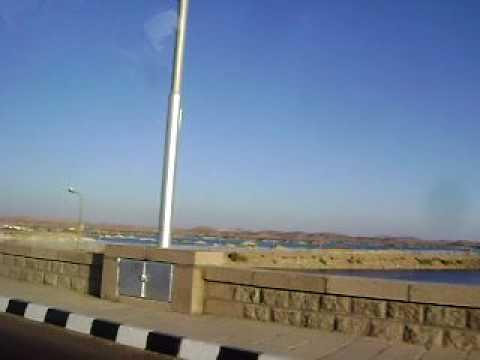 Aswan Dam & Sudan Border