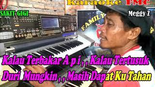 Download Sakit Gigi By Meggy Z   Versi Patam ManuaL    KARAOKE KN7000 FMC