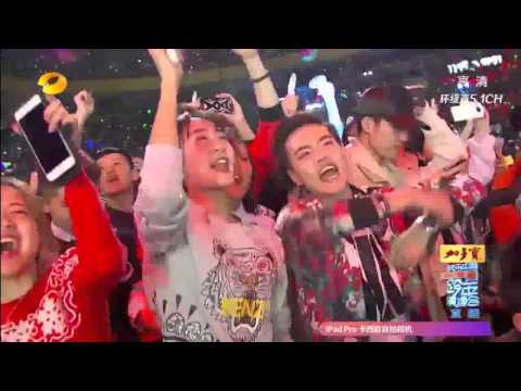 20160101【2016湖南衛視跨年晚會】 BIGBANG 官方完整版