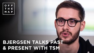 Bjergsen Talks Past & Present with TSM | Off the Map - HTC Esports