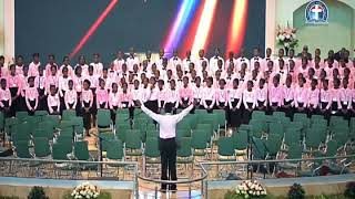 dclm gbagada hq children choir 1st service