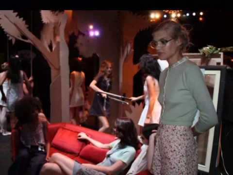 Roundup of New York Fashion Week (Spring 2010) –  Slideshow