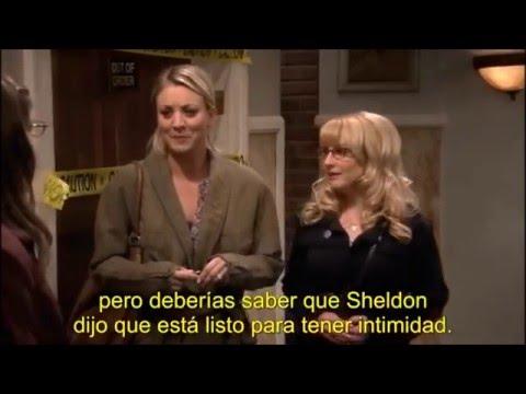 Sheldon y Amy tienen SEXO!!!!! La Teoria del big bang. Regalo Cumpleaños de  Amy