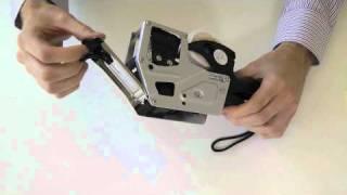 How to Load A Towa Label Gun Samurai GL, 2-Line
