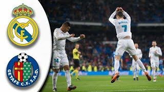 Real Madrid vs Getafe 3-1 All-Goals  Highlights 03-03-2018_HD