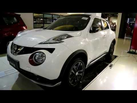 Nissan Juke 2018 White Colour Exterior And Interior Youtube