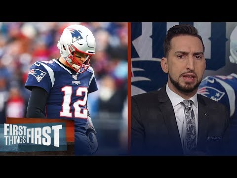 Patriots Loss To Dolphins Was The Biggest Upset In The NFL In 20 Years | NFL | FIRST THINGS FIRST
