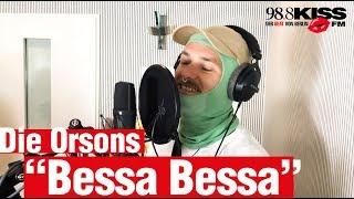 Die Orsons - Bessa Bessa [Akustik-Session]   KISS FM