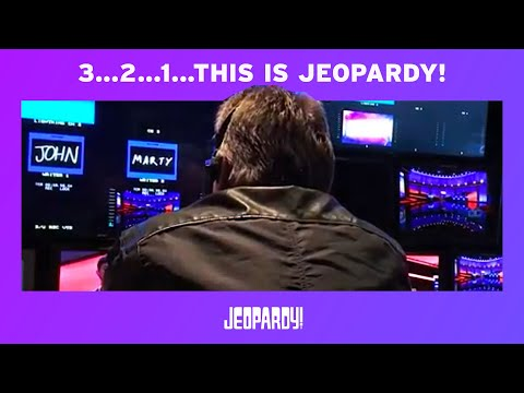 Inside the control room of last night 39 s jeopardy videos - Who was in my room last night live ...