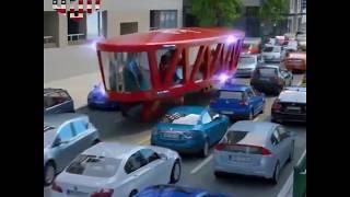 Транспорт будущего! Сенсация!