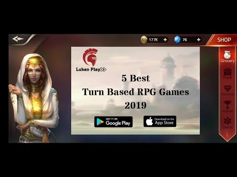 5 Best Turn Based RPG Games Android IOS 2019