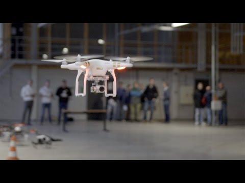 Een kijkje achter de schermen bij de Dutch Drone Academy