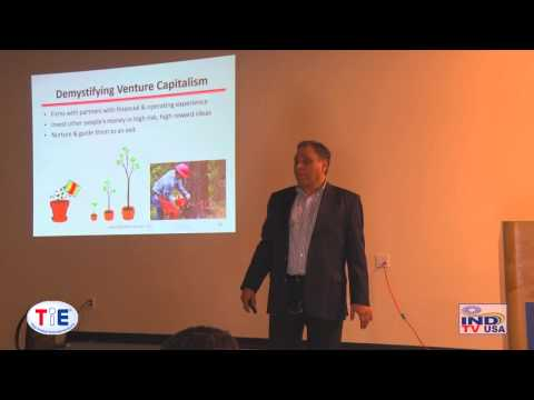 TiE Institute: Art of fund raising: from Kickstarter to Angels and VCs - 2015