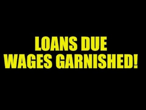 LOANS PAST DUE - WAGES GARNISHED! CREDIT CARD SPENDING EXPLODES, RETAIL SALES, MANY STOCK TROUBLES