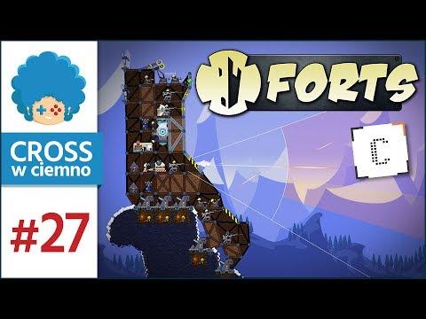 Forts PL #27 z Corle! | Sniper challenge! [CO-OP: HARD x2]