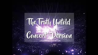 The Truth Untold BTS Concert Hall Version || WEAR HEADPHONES!