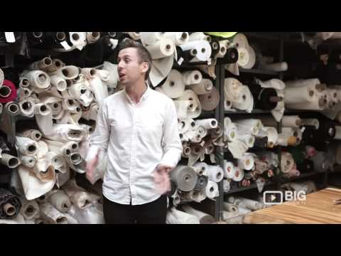 Retail Shop | MacCulloch & Wallis | Fabric Stores | London | UK | Review | Content