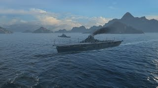 world of warships uss carrier essex super save 7 kill 276000 damage