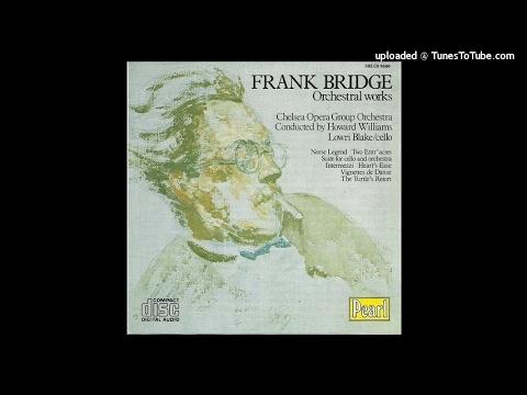 Frank Bridge : Piano Miniatures, arranged for orchestra (1938)