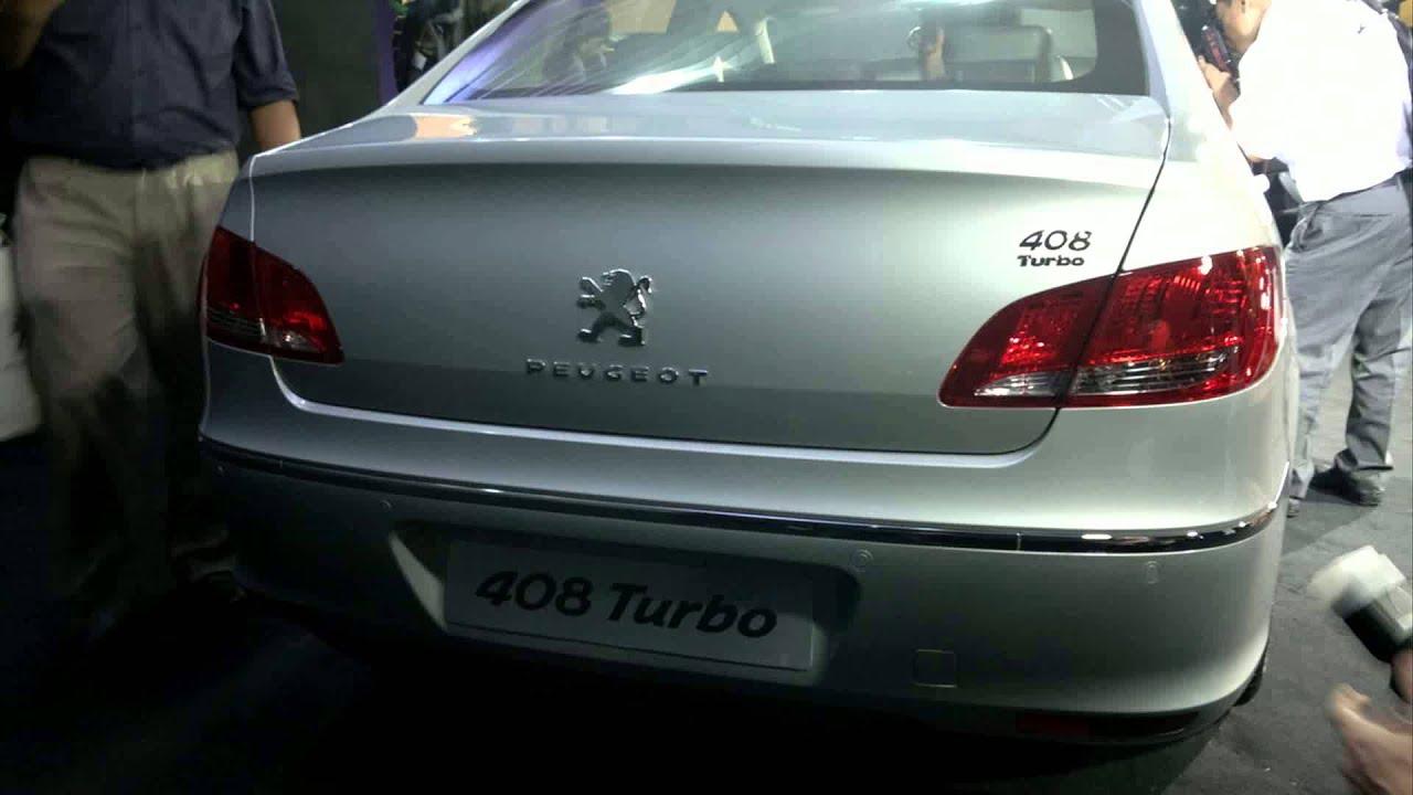 2015 Model Peugeot 408 Thp
