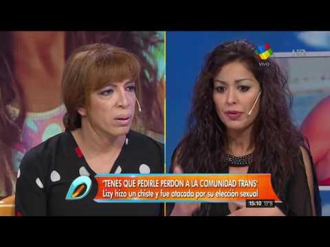Enfermedades y discriminación: Lizi Tagliani y Pamela Sosa, cara a cara en Intrusos