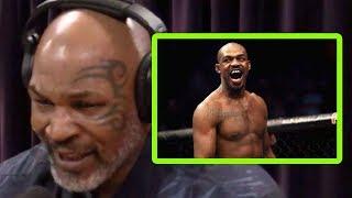 Mike Tyson on Jon Jones