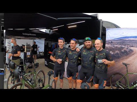 Présentation du Team Gravel de Look Cycle