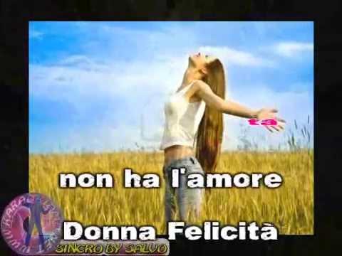 I Nuovi Angeli - Donna felicità (karaoke - fair use)
