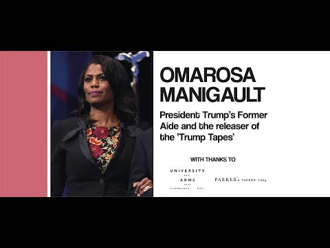 Omarosa Manigault Newman | Cambridge Union