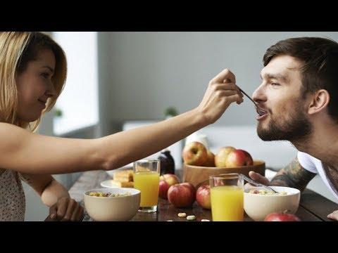 Правильное питание для похудения - YouTube
