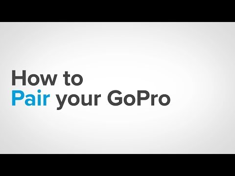GoPro: How To - Pair Your GoPro