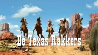 Suske en Wiske-De Texas Rakkers