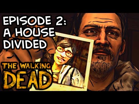 The Walking Dead - Episode 2: A House Divided (Full Episode) [HD] Gameplay Walkthrough