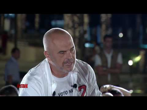 Dritare - Edi Rama - Numri 2. Pj.2 - 21 Qershor 2017 - Vizion Plus - Talk Show