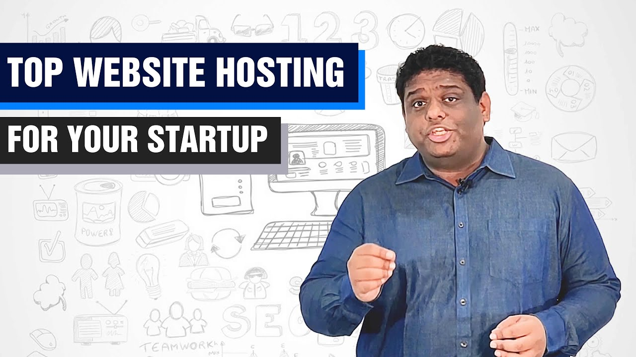 Top 5 Web Hosting Services for your Startup Website (2019)