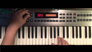 Ambient Synth Pads with the Roland RS5