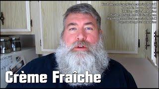 How To Make Creme Fraiche - Day 16,681