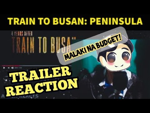 Train to Busan Presents Peninsula Teaser Trailer – ADFLX REACTS