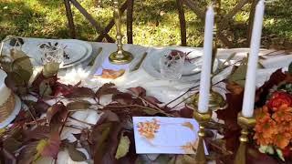 Свадьба в осеннем стиле с Fomenko cakes 🍰