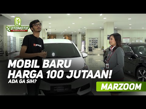 Ep4: Mobil Baru Toyota, Nissan Dan Honda Di Bawah 200 Juta! #MarZoom