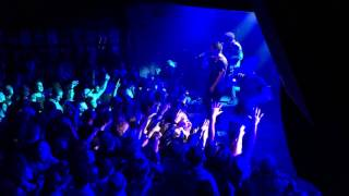Dance Gavin Dance - And I Told Them I Invented Times New Roman Live