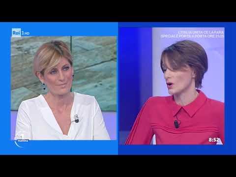 Le donne e la lotta al COVID-19 - Unomattina 06/03/2020