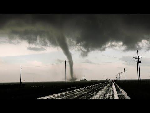 April 14, 2017 - Tornado-fest in the Texas Panhandle (Dimmitt)