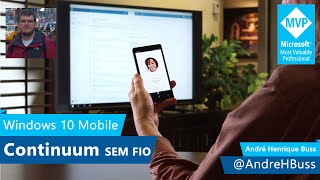 Usando o Windows Continuum sem fio